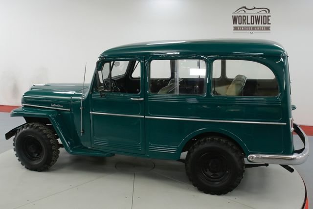 1959 Jeep Willys Wagon