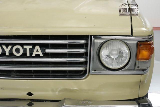 1986 Toyota Land Cruiser
