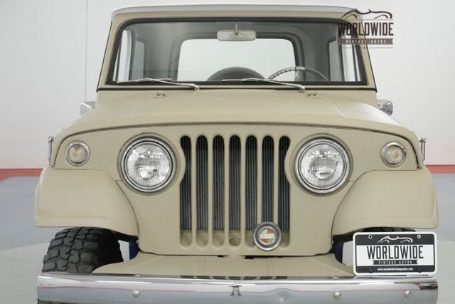 1968 Jeep Commando