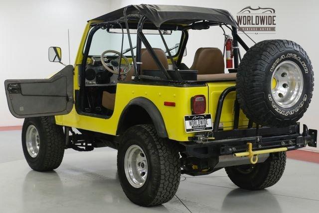 1978 Amer Cj7