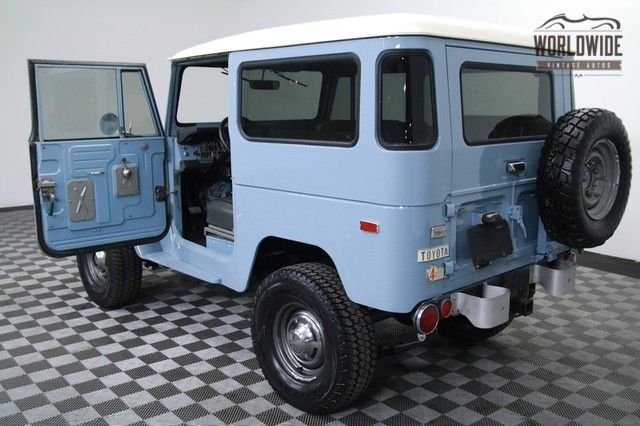 1971 Toyota Land Cruiser