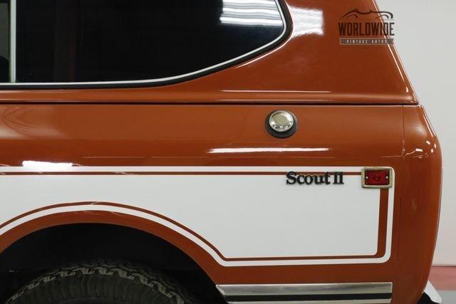 1976 International Scout