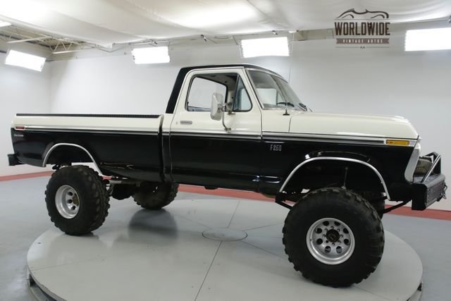 1976 Ford F250