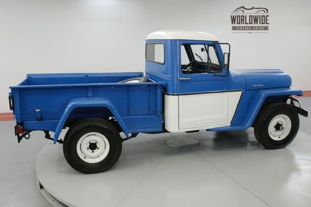 1956 Jeep Willys