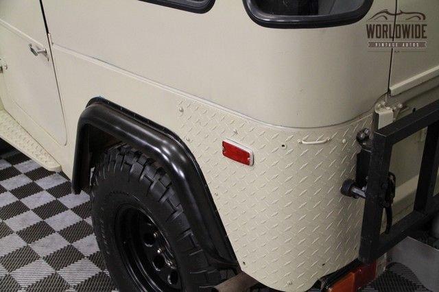 1974 Toyota Landcruiser