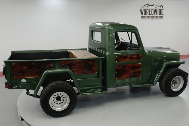 1949 Jeep Willys