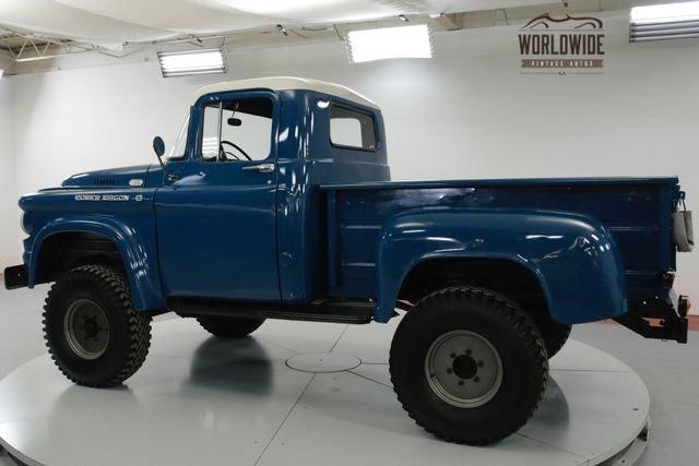 1958 Dodge Power Wagon