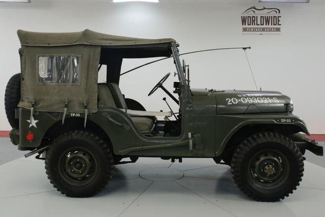 1957 Jeep CJ