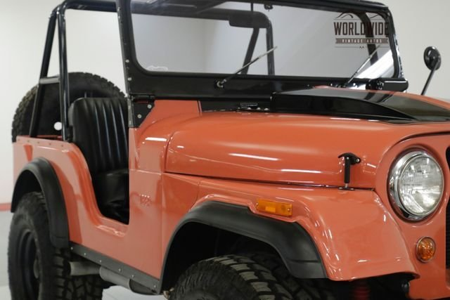 1966 Jeep Cj5