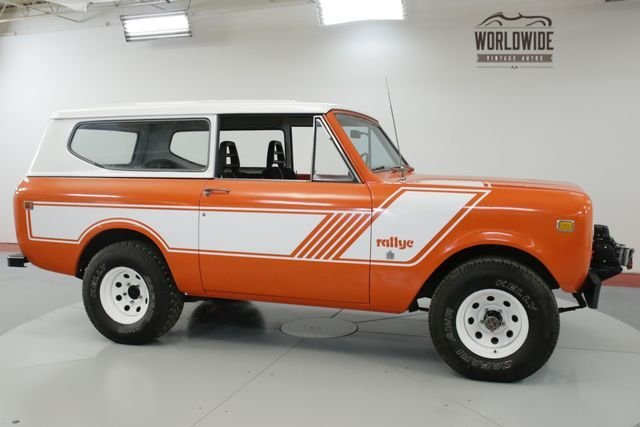 1974 Intenational Scout