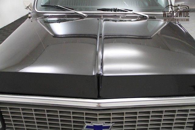 1972 Chevrolet Cheyenne Super