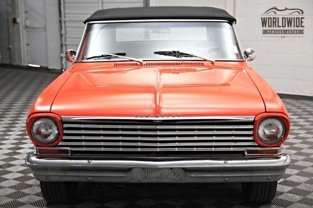 1963 Chevrolet Nova Convertible