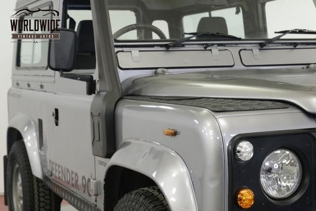 1986 Land Rover Defender