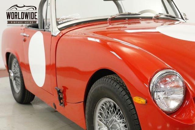 1965 Austin Bug Eye Sprite