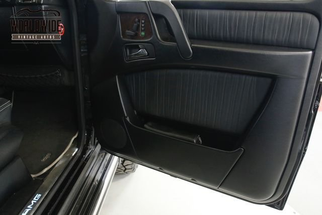 2005 Mercedes-Benz Amg G55
