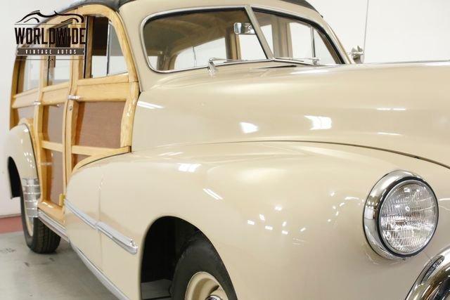 1948 Oldsmobile Woody Wagon