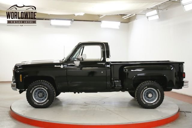 1980 Chevrolet K10