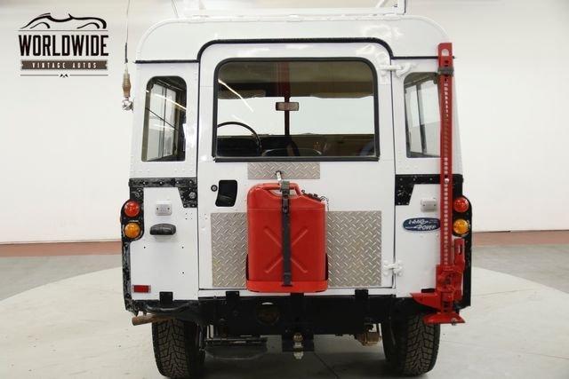 1973 Land Rover Defender