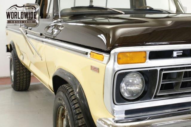 1978 Ford F-250 Ranger