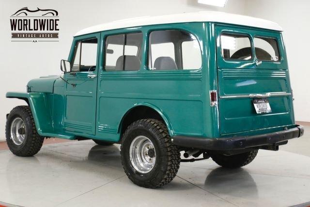 1956 Willys Wagon