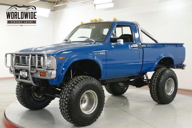 1979 toyota truck