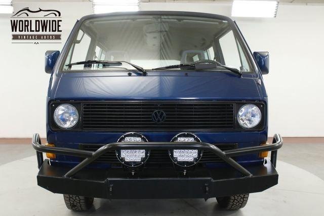 1990 Volkswagen Vanagon