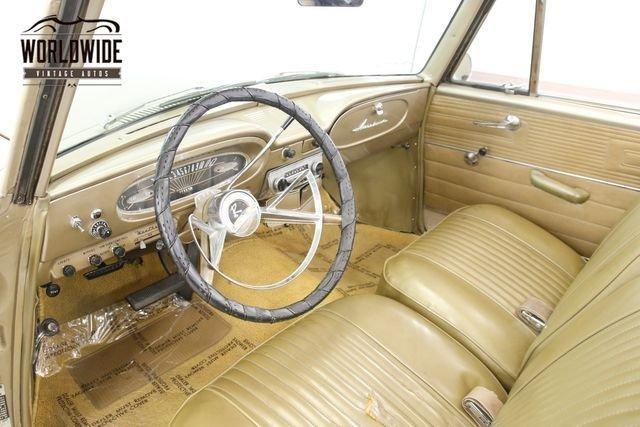 1962 AMC Rambler