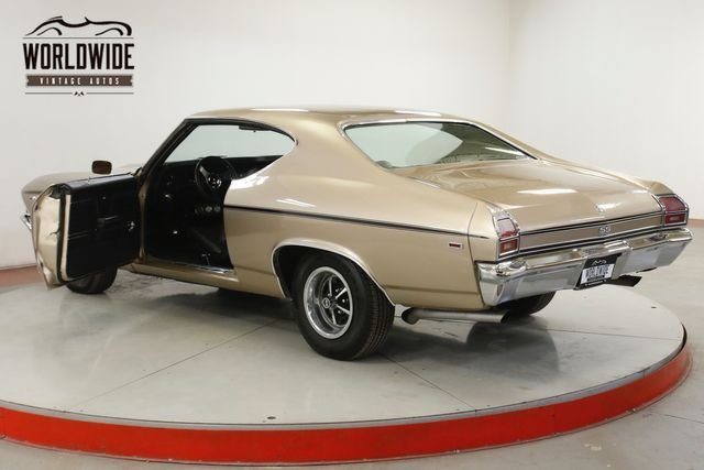 1969 Chevrolet Chevelle Malibu