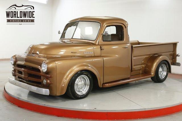 1952 dodge b100