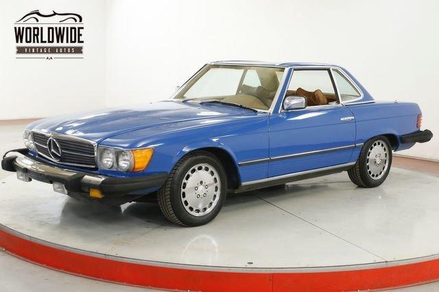 1977 Mercedes-Benz 450Sl