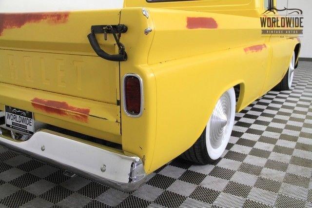 1962 Chevrolet C-10 Shortbed
