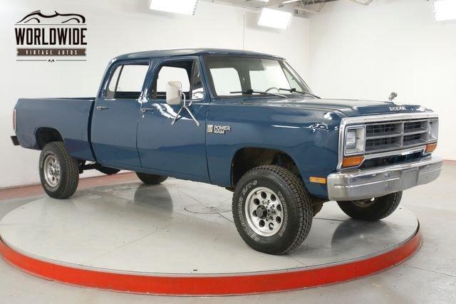 1981 Dodge Power Ram