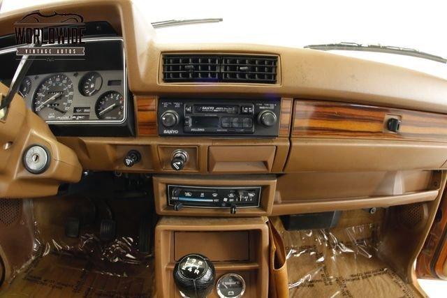 1985 Nissan King Cab