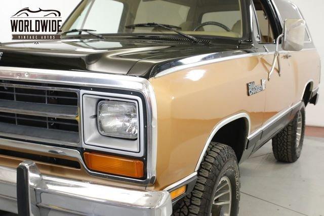1986 Dodge Ramcharger
