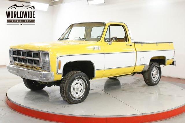 1979 GMC K15 4X4