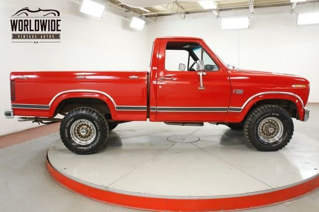 1982 Ford F150