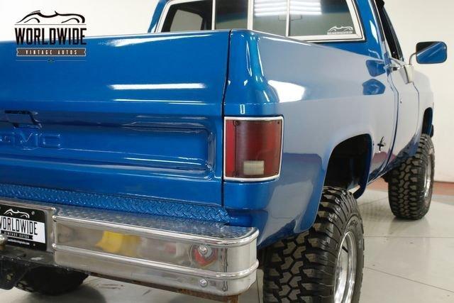1978 GMC Sierra 4X4