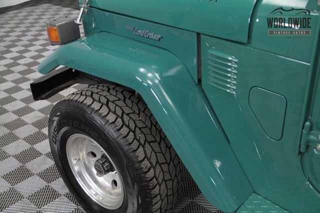 1975 Toyota Landcruiser Fj40