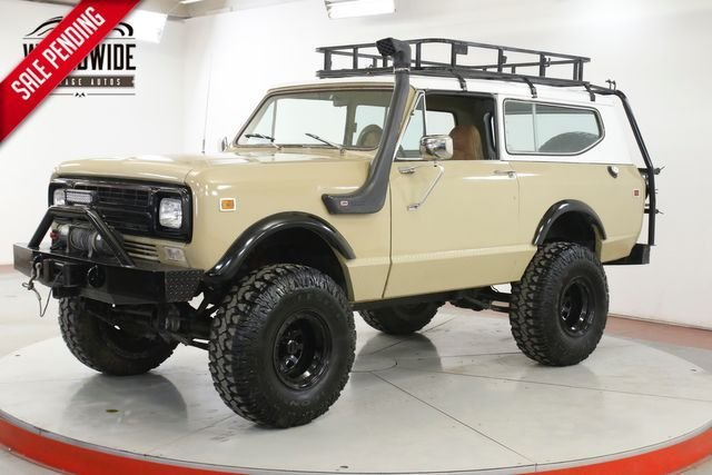 1980 International Scout Ii