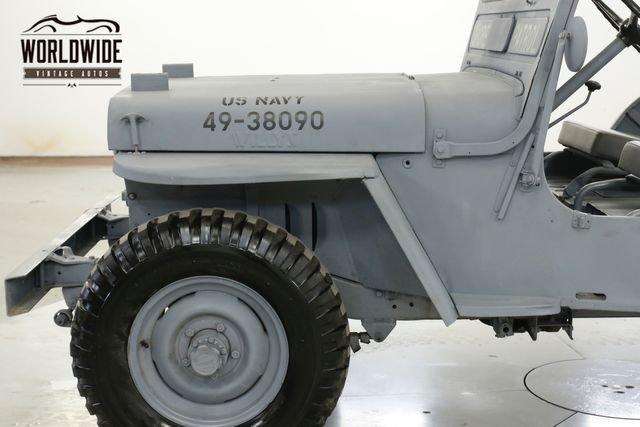 1947 Jeep Willys Cj 2A