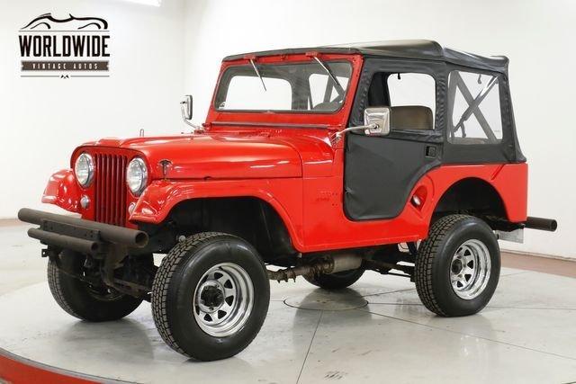 1955 jeep cj 5