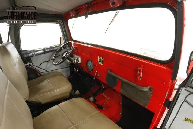 1955 Jeep Cj-5