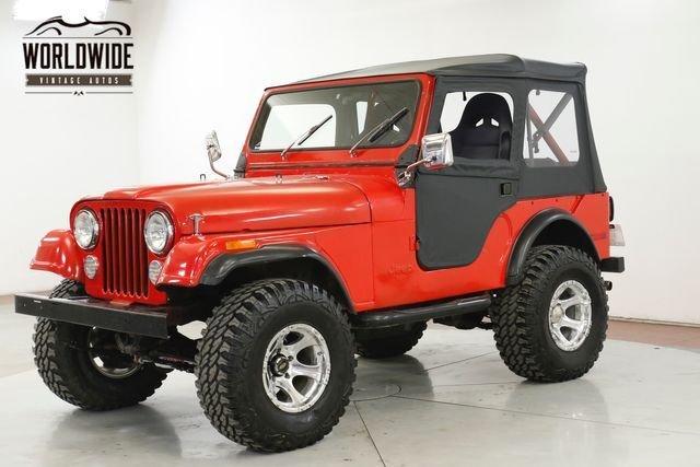 1977 Jeep Cj-5