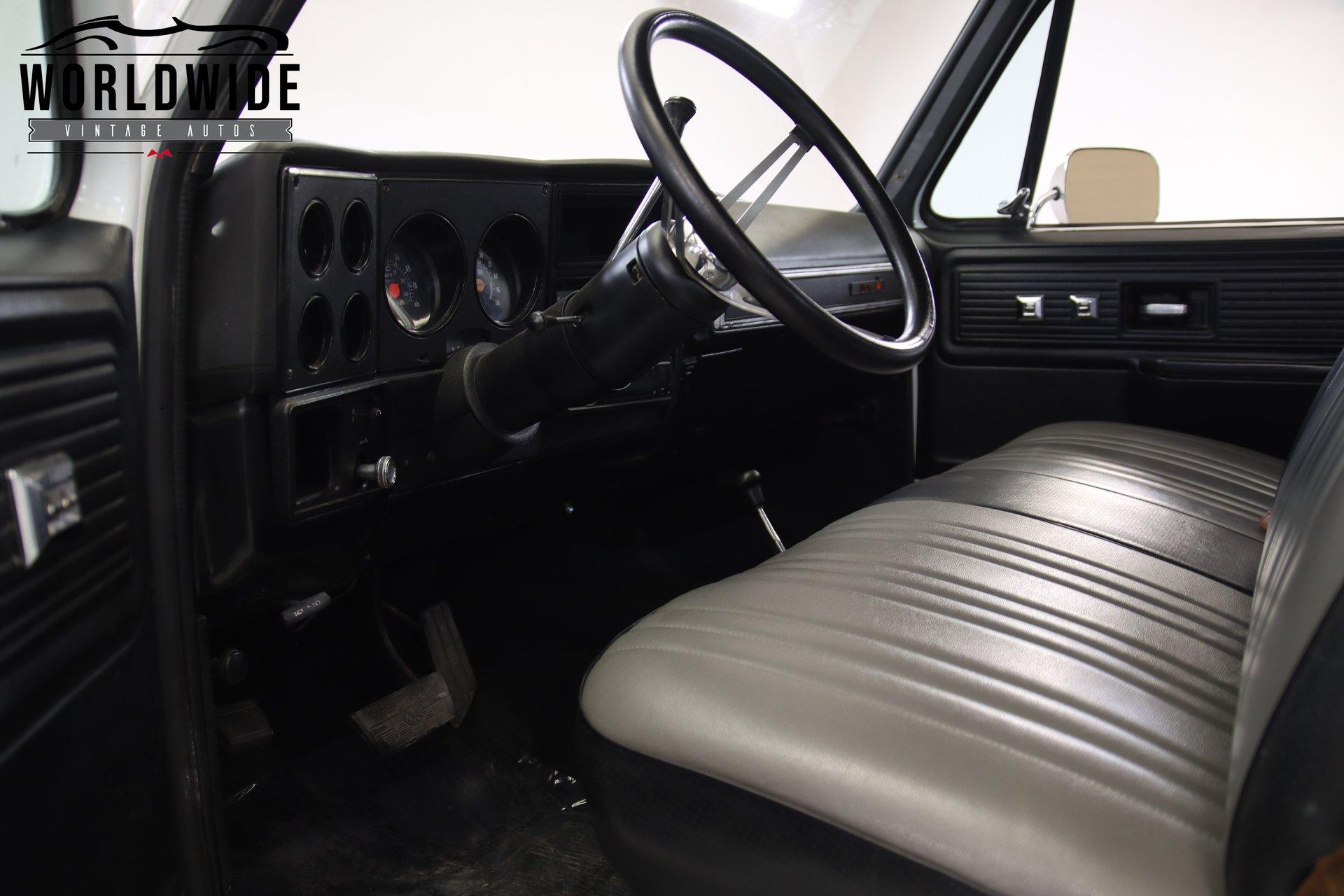 1979 GMC Sierra