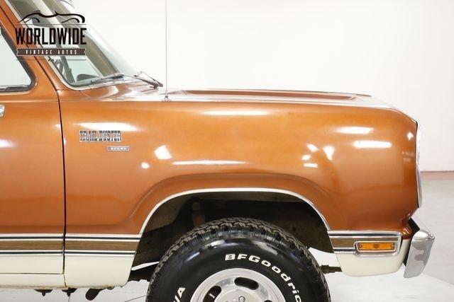 1974 Plymouth Trailduster