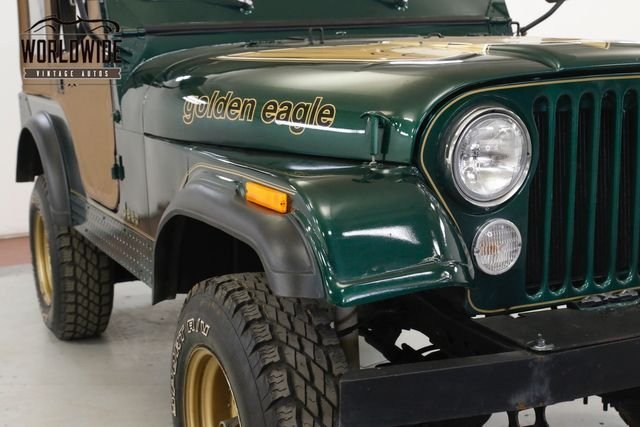 1982 Jeep Cj-5