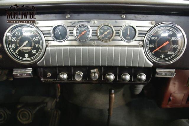 1952 Diamond T 332 Custom