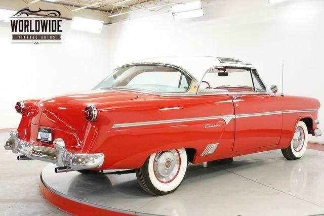 1954 Ford Crestine Skyline