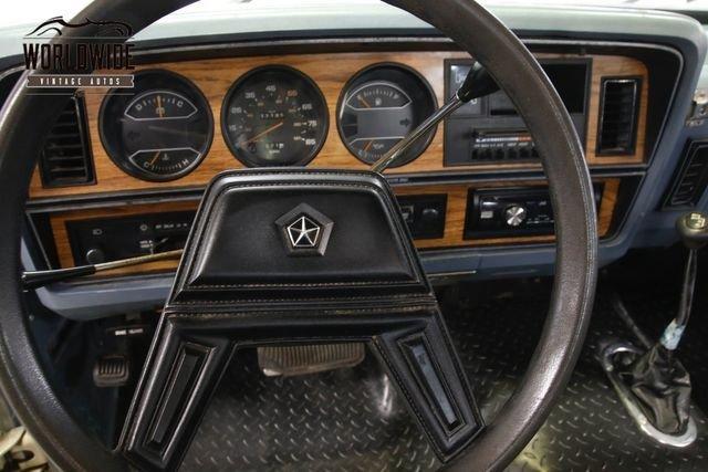 1987 Dodge W150