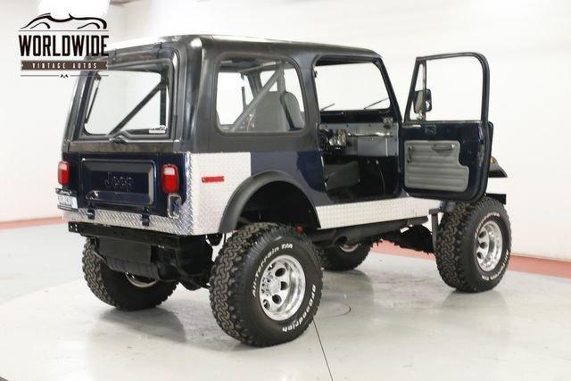 1978 Amer Jeep Cj7